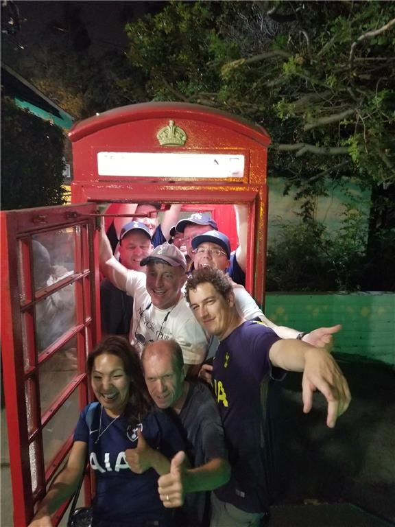 How many Yids can fit in a phone box?