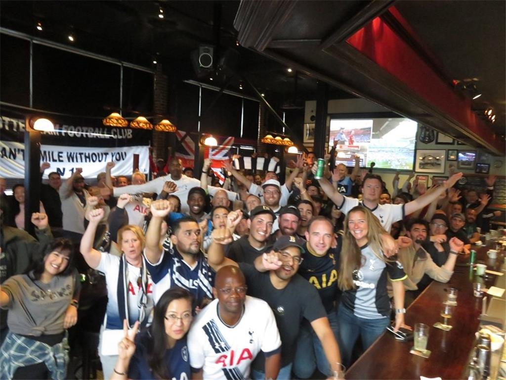 Someone familiar, someone new! It's the end of the season party with L.A. Spurs!