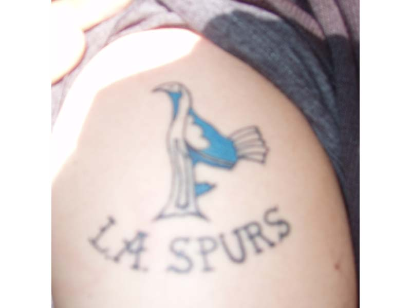 L.A. Spurs Tattos1